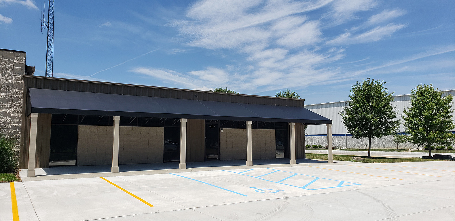 Patio Canopies - Commercial Awning Contractors ...
